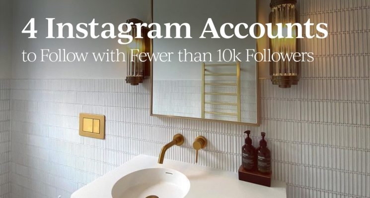 Four Instagram Accounts To Follow With Fewer Than 10k Followers